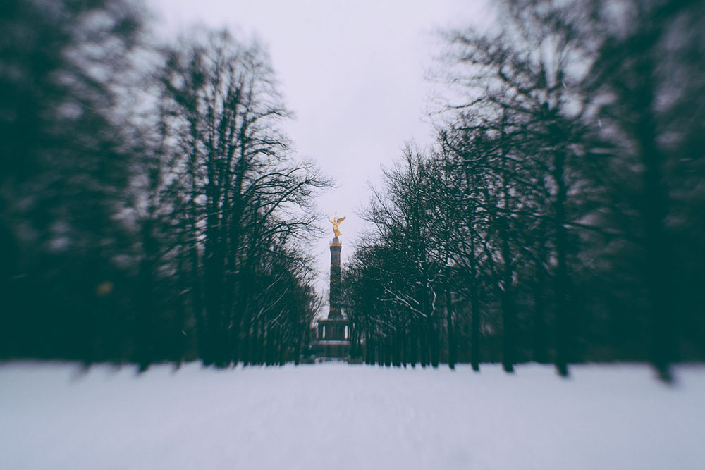 Winter in Berlin - Blog
