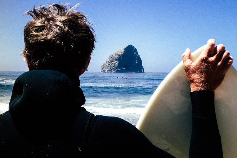 Surfing Stay Wild Magazine Kook Out